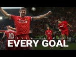 Every Steven Gerrard Goal for Liverpool | Cup Final screamer, Istanbul and more
