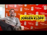 How Jürgen Klopp creates a winning culture at LFC | Part One