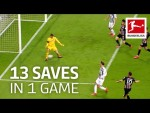 Most Goalkeeper Saves In One Match 2019/20 So Far