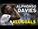 Alphonso Davies ALL GOALS: Before Bayern, Davies Lit Up Major League Soccer