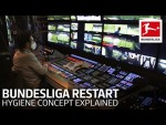 The Bundesliga Hygiene Concept Explained | Bundesliga Restart 2019/20