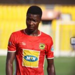 Let the field decide- Ismael Ganiyu on Abednego Tetteh's hat trick comments