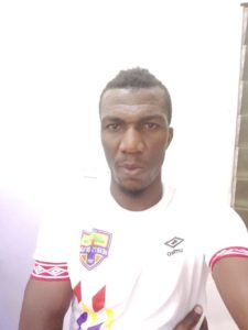 Abednego Tetteh aiming to take Hearts of Oak back to Africa