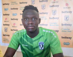 Prince Adu Kwabena sets sight on surpassing Asmoah Gyan's record