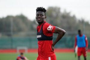 Iddrisu Baba focused on friendly game against Mali and Qatar