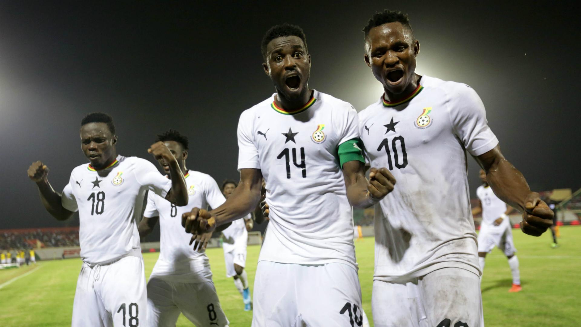 "JUST IN: GFA fulfills promise to Black Stars ""B"" team"