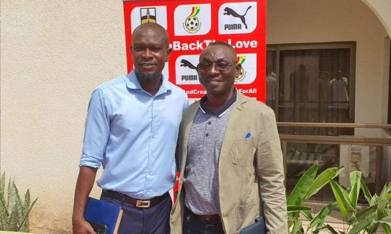 CK Akonnor the best choice to coach Black Stars - Prince Tagoe
