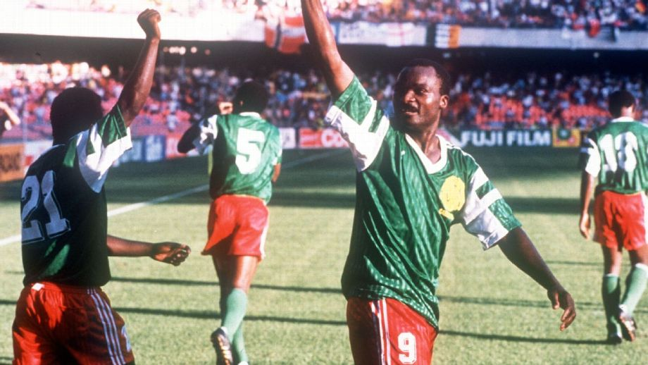 FEATURE: When Cameroon rocked the world in 1990
