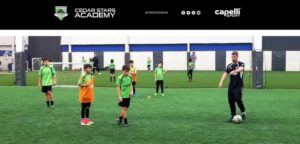 Cedar Stars join MLS's elite player development platform