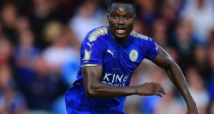 Daniel Amartey's departure from Leicester this summer looking imminent