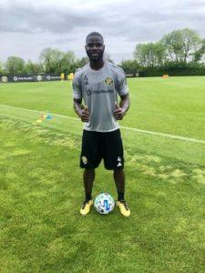 Columbus Crew captain Jonathan Mensah delighted to return to training