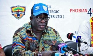 Frederick Moore: Hearts MD confirm ongoing talks with Kasapreko
