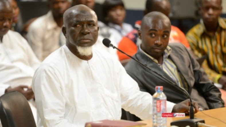 Covid-19: Alhaji Grusah confess he is struggling to raise money to pay players