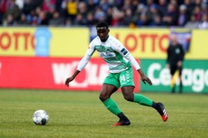 We must compliment the government & the DFL for league resumption - Greuther Fürth midfielder Hans Sarpei
