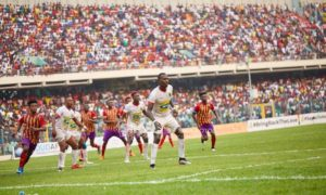 Gov't acknowledges receipt of GFA's proposal on easing of restrictions for football to return amid Covid-19
