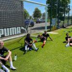 Christian Atsu returns to Newcastle United training amid COVID-19 fears