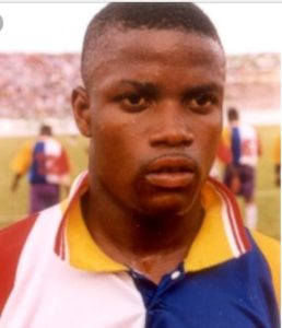 Hearts legend Ishmael Addo feels proud of holding record of most goals in a GPL season
