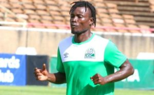 Ex-Kotoko midfielder Jackson Owusu going through a round patch in Kenya