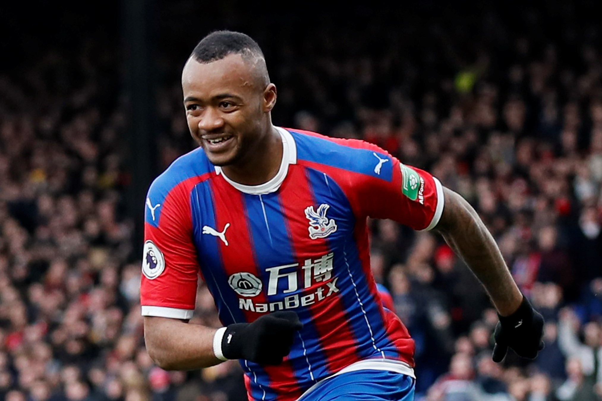 I decided to stay in England to prove my critics wrong - Ghana striker Jordan Ayew