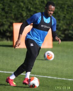 Jordan Ayew and Crystal Palace teammates continue non-contact training ahead of EPL resumption