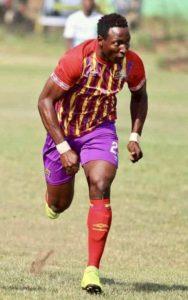 Abednego Tetteh heaps praise on Hearts top goalscorer Kofi Kordzi
