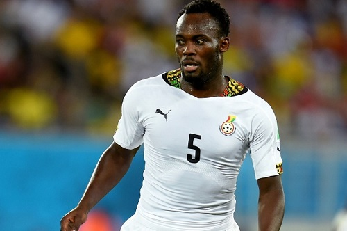 It was an honour to play for Black Stars - Former Chelsea ace Michael Essien