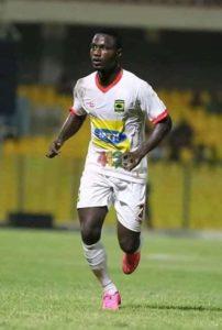 Kotoko midfielder Mudasiru Salifu names Muntari and Wakaso as his football idols