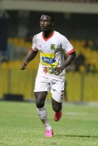 VIDEO: I will gladly give my number 3 jersey to Asamoah Gyan when he signs for Kotoko - Mudasiru Salifu
