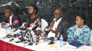 I will give the Normalization Committee 100% for the work they did - Sammy Kuffuor