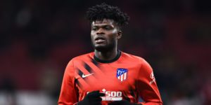 Atlético Madrid midfielder Thomas Partey to start group training on Monday