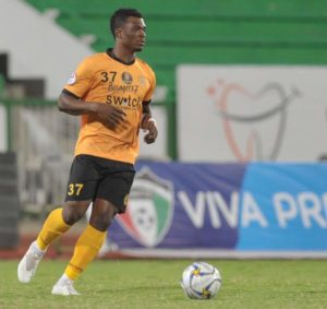 Rashid Sumaila confirms Qadsia contract extension talks on hold due to COVID-19