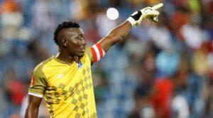 Orlando Pirates enquire about Ghanaian goalkeeper Richard Ofori