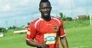 I was the highest paid player at Kotoko during my stay - Saddick Adams