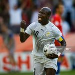 My Juventus career ended because of 2004 Olympics- Stephen Appiah