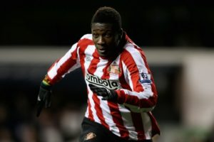 Asamoah Gyan: The Ghanaian globetrotter who left the English Premier League wanting more