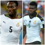 Essien and Partey are two different players- CK Akonnor