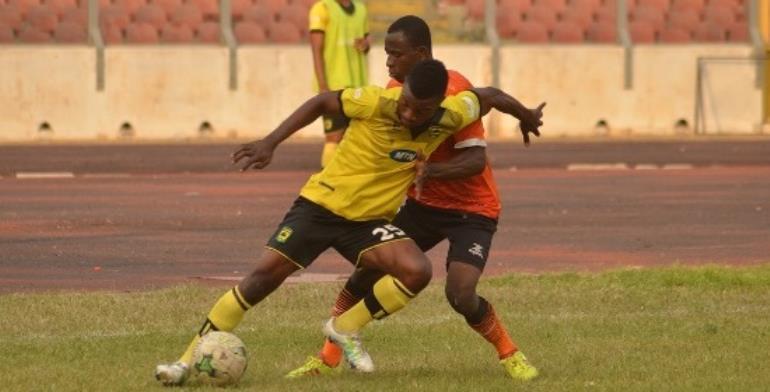 Ollenu Ashitey: 'No regrets dumping Hearts of Oak for Kotoko'