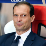 Allegri named a timeline for returning to the coach's bridge