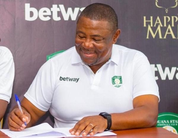 Coronavirus: Ghana football need the intervention of God - Coach Paa Kwesi Fabin