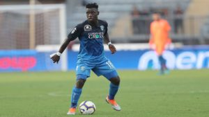 Ghana midfielder Afriyie Acquah offered Italy return this summer