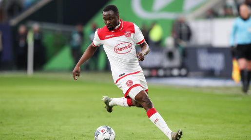 Bernard Tekpetey among top five Africa's disappointments of the Bundesliga season