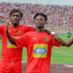 Kelvin Andoh promises to work hard for more playing time in Kotoko
