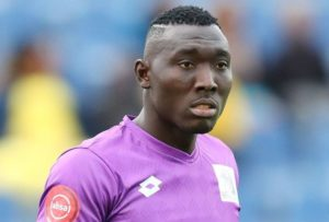 Ghana's Richard Ofori among three key players at Maritzburg United