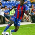 St. Jakop park is the best venue I have played in- Samuel Inkoom