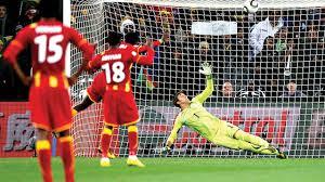 Penalties: The technical explanation of why Ghana fails