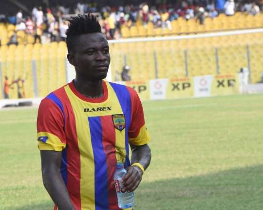 Fatawu Mohammed debunks Thomas Abbey's claim that Hearts players were owed before 2017 MTN FA Cup final