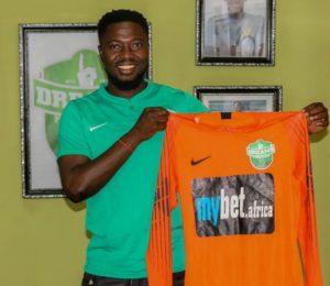 PHOTOS: Ex-Black Stars goalkeeper Philemon McCarthy re-joins Dreams FC