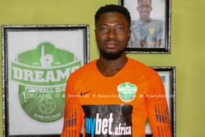"""I have an unfinished business"" with Dreams FC- Philemon McCarthy"