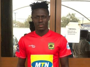 Kwame Opoku believes Kotoko is the perfect place to develop and achieve success