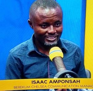 Resuming season behind closed doors will collapse most clubs - Isaac Amponsah